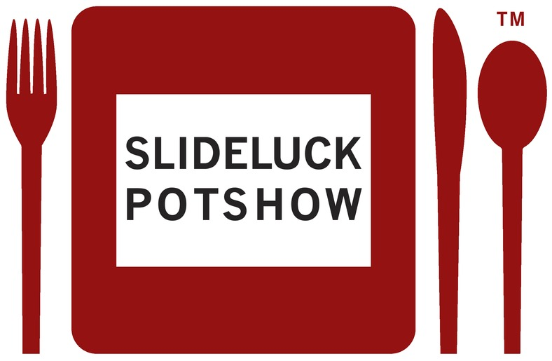 Slideluck Logo Red Black Tm
