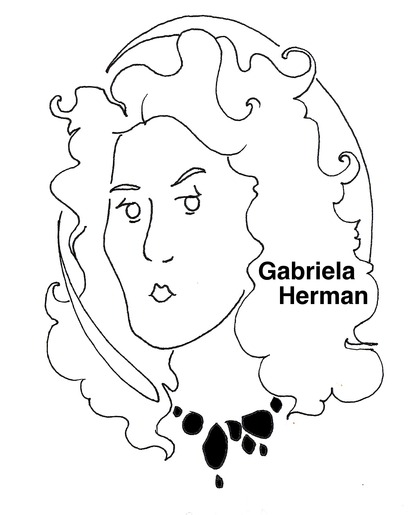 Gabi Herman Portrait