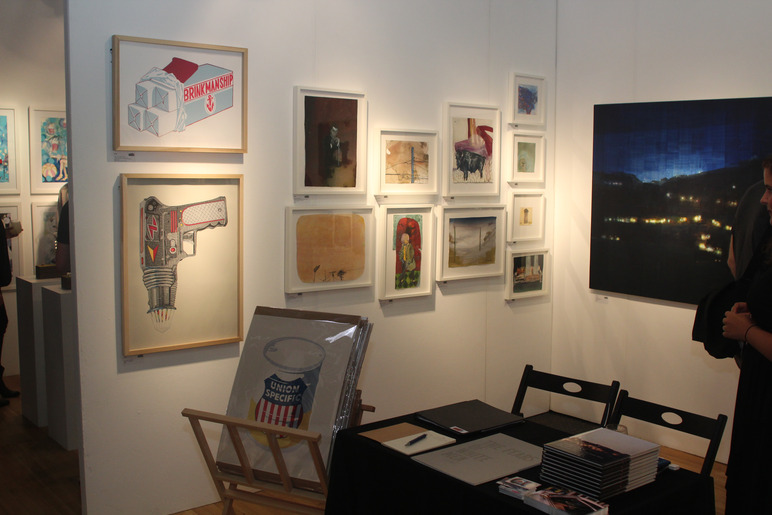 Affordable Art Fair 19