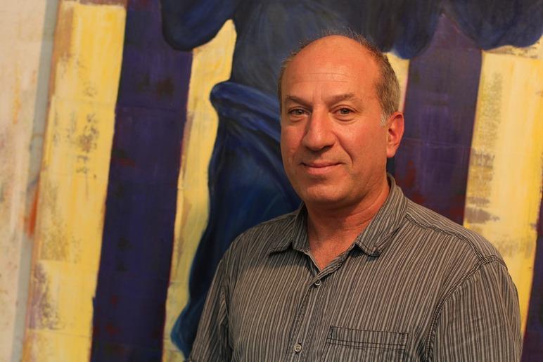 Brian Delacey Studio Visit 37