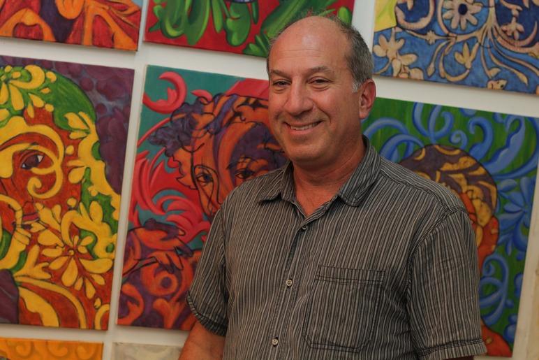 Brian Delacey Studio Visit 40